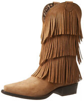 Brand new cowboy boots NEVER WORN with tags- size 8/ 8.5