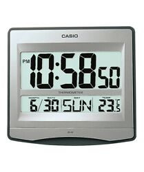 Casio Wall Clock Thermometer & Calender ID14-8D ID-14-8D