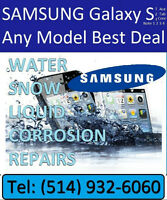 Samsung All Repairs Reparations Professional Service!
