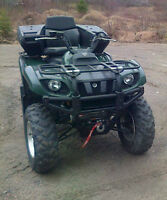 yamaha grizzly 660 2003 excellente condition
