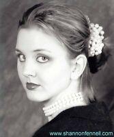Shannon Fennell, Make-Up Artist