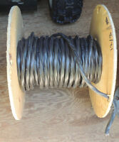 12/3 NMWU NEW ELECTRICAL WIRE..78 FT