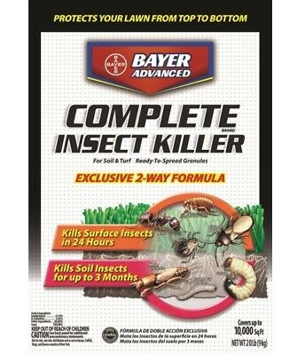 Bayer Complete Insect Killer (Bayer Advanced 700289T Complete Insect Killer, 20 Lb )