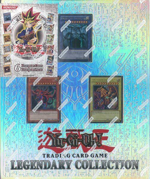YUGIOH LEGENDARY COLLECTION 12 BINDER CASE BLOWOUT CARDS