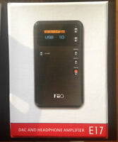 FiiO E17 portable headphone amplifier