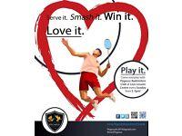 Come play badminton with team Pegasus 🏸
