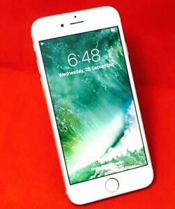 iPhone 6S 128GB Silver + Accessories & Apple Warranty Surfers Paradise Gold Coast City Preview