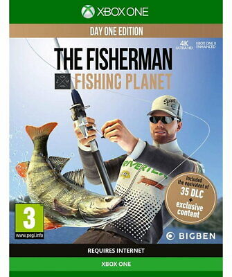 The Fisherman Fishing Planet (Xbox One)