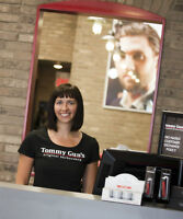 Tommy Gun's Crowfoot Crossing Now Hiring RECEPTIONISTS