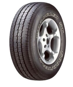 Jeep Tires 4 Goodyear Wrangler ST