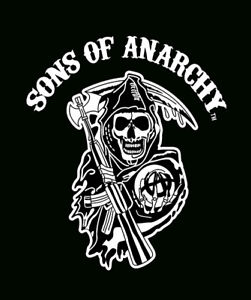 Couverture Couverture Sons of Anarchy en peluche (neuve)