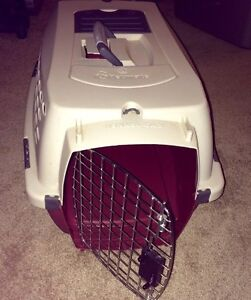 Small dog carrier, crate, carrier