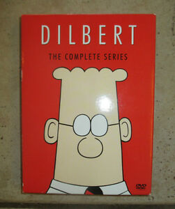 Dilbert DVD The Complete Series Kitchener / Waterloo Kitchener Area image 1