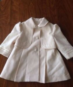 Freeway Fashions, Vintage child's wool coat Size 3T