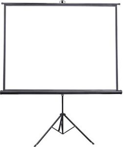 """72"""" projection screen"""