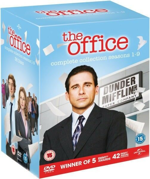 The Office Us Series 1 9 Complete Dvd Boxset