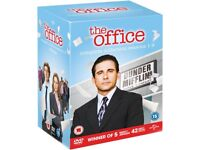 The Office US - Series 1-9 Complete DVD Boxset