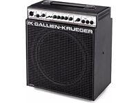 Gallien Krueger MB1505 111 100W Micro Bass Combo Amp