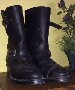 Mens size 12 boulet motorcycle boots