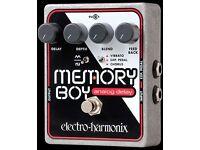 MEMORY BOY DELAY PEDAL - ELECTRO HARMONIX