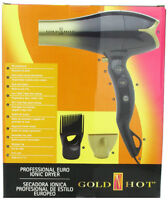 NEW - Gold 'N Hot Euro Professional Ionic Dryer