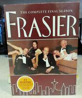 DVDs for Frasier - The Final (11th) Season - NEW
