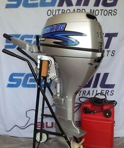 NEW 15HP 4 STROKE OUTBOARD Clayton Monash Area Preview