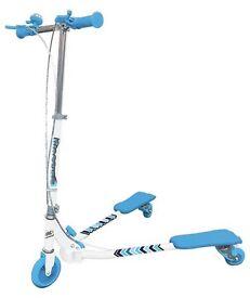 Ozbozz Scissor Scooter Blue ***£59.99***