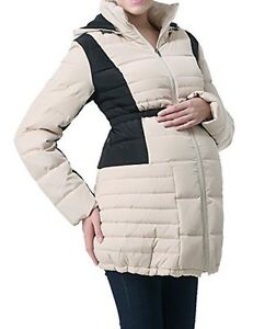 Down filled Maternity jacket - new with tags - Medium