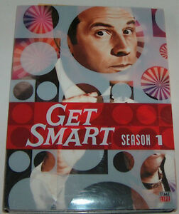 Get Smart Season 1 DVD Set by Time Life London Ontario image 2