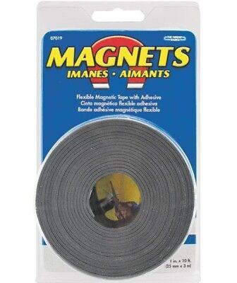 Master Magnetics 07019 Magnetic Strip 1 X 10