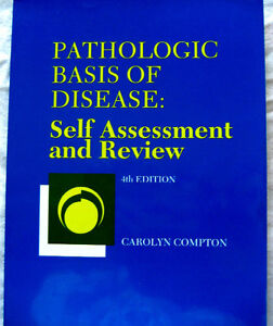 Pathologic Basis of Disease: Self Assessment and Review London Ontario image 1
