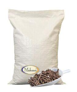 Makana Leinkuchen Leinsamen Leinöl Pellets Granulat Presskuchen 10 kg