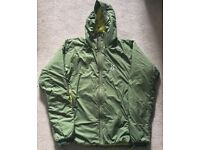 Haglofs Barrier III (3) hooded jacket green XL