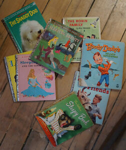 CHILDRENS BOOKS AT $5.00 EACH