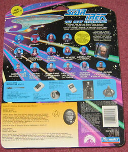 Star Trek: The Next Generation - Benzite - in original package Cambridge Kitchener Area image 2