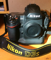 Nikon D3s in excellent condition