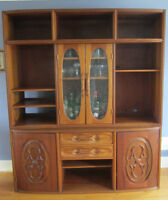 unique hand-crafted cabinet