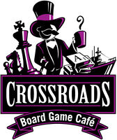 Crossroads Board Game Cafe - Now Hiring