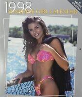 Calendrier Sunshine Girl 1998