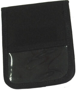Law Enforcement and Security Memo Book Pad with Metal Clip