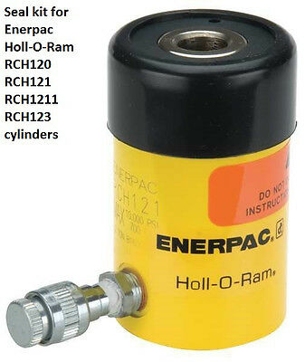 Seal Kit For Enerpac Holl-o-ram Rch120 121 1211 And 123 Cylinder Rch121k1