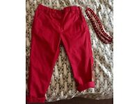 9-12 month trousers