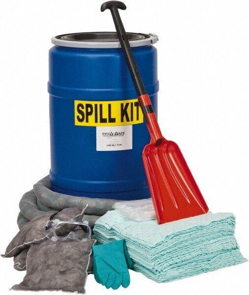 PRO-SAFE Universal Spill Kit 30 Gal Drum