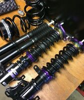D2 racing coilovers civic 2012-2015