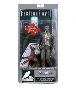 NECA Resident Evil 10th Anniversary Zombie 7 Inch Action Figure New