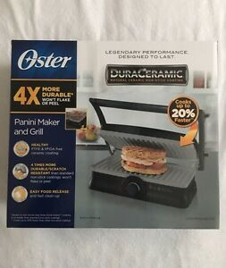 Oster Panini Maker & Grill