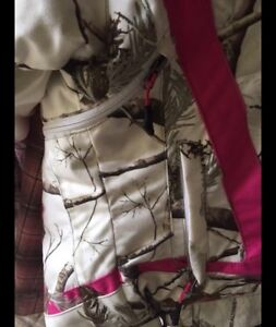 Woman's winter semi-floater FXR snowmobile jacket Kawartha Lakes Peterborough Area image 4