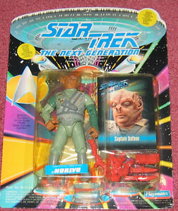 Star Trek: The Next Generation - Dathon figure in package Cambridge Kitchener Area image 1