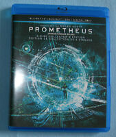 Prometheus - Collector's Edition [Blu-ray 3D + Blu-ray + DVD